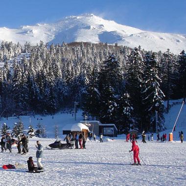 lioran ski