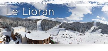 lioran ski cantal