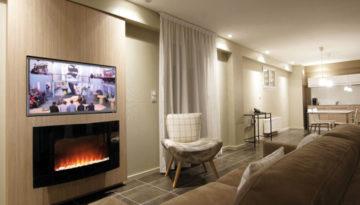 meublé appartement cure chaudes aigues